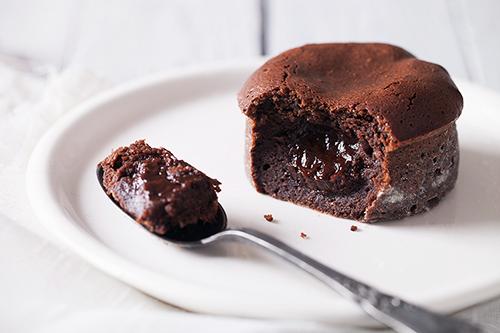 fondant au chocolat 200g beurre