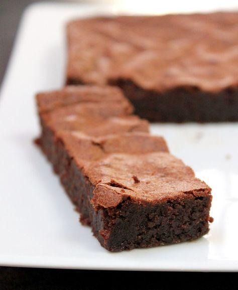 fondant au chocolat 3 oeufs