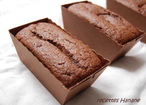 fondant au chocolat 60g de farine