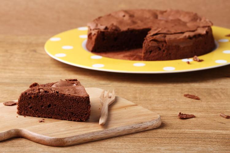 fondant au chocolat 70g de farine
