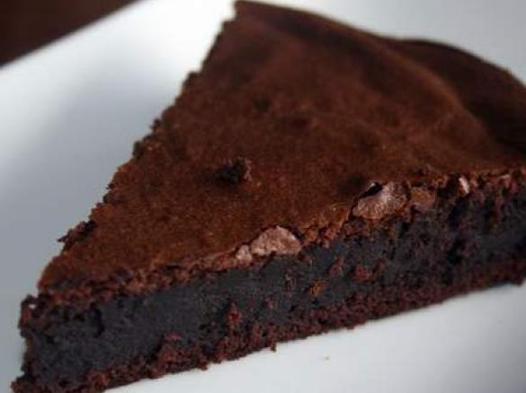 fondant au chocolat a la maizena