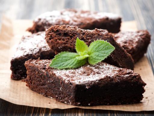fondant au chocolat chocolate and zucchini