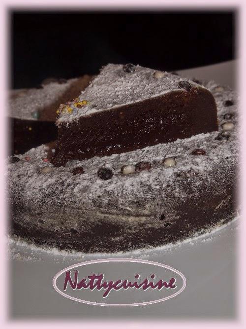 fondant au chocolat cookeo