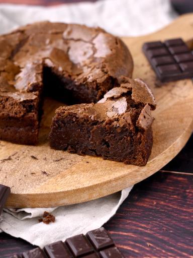 fondant au chocolat de marmiton