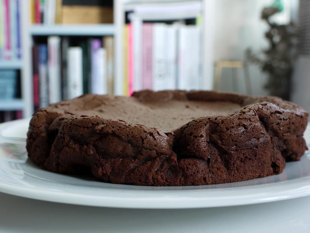 fondant au chocolat de nathalie