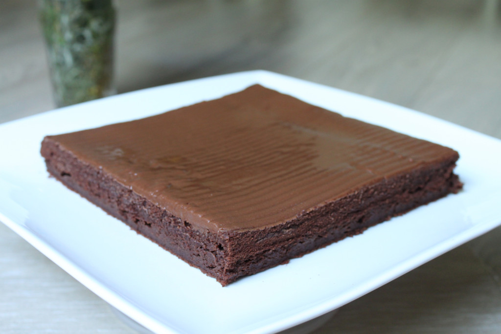 fondant au chocolat frigo