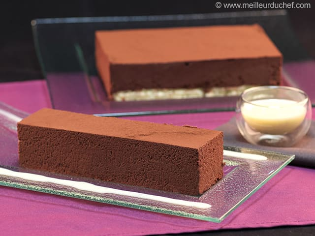 fondant au chocolat grande surface