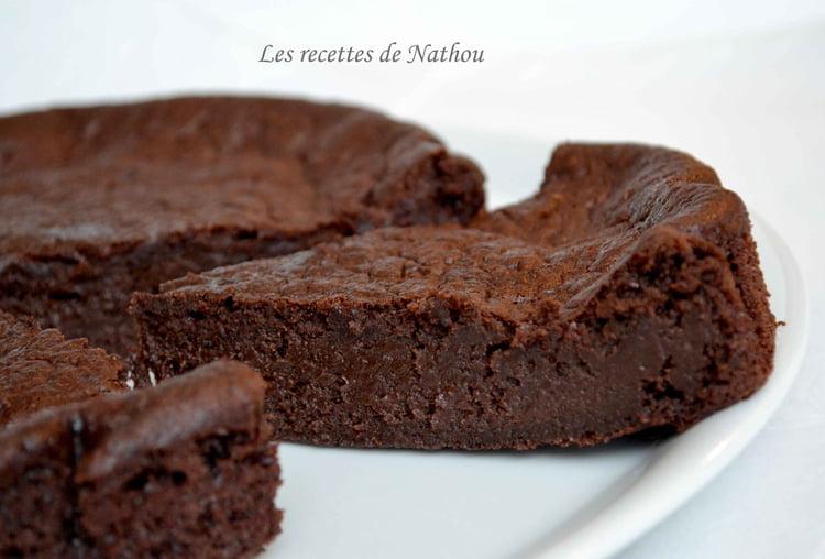 fondant au chocolat journal