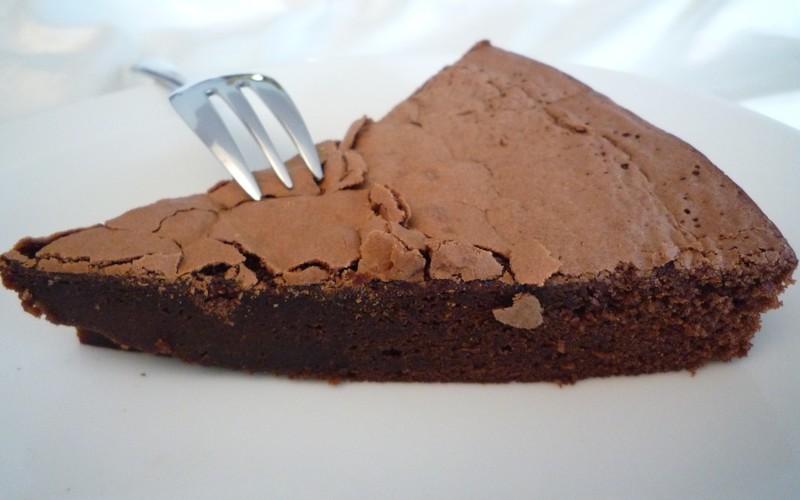 fondant au chocolat light