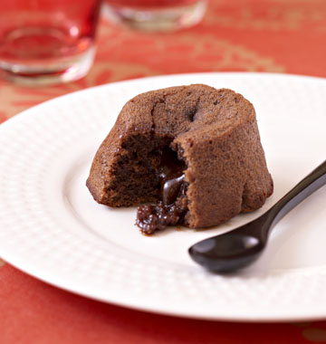 fondant au chocolat lignac