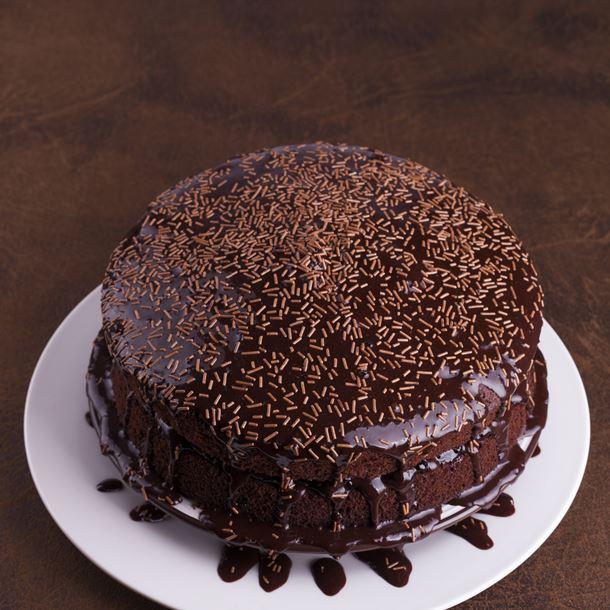 fondant au chocolat nappage chocolat