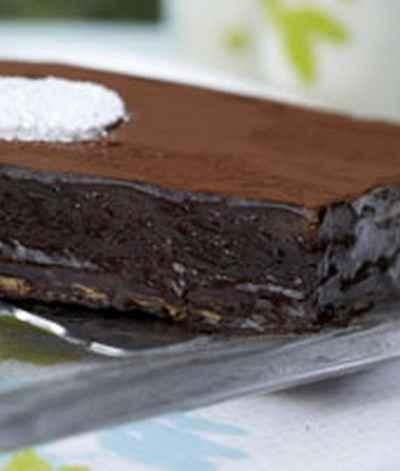 fondant au chocolat recette 750g