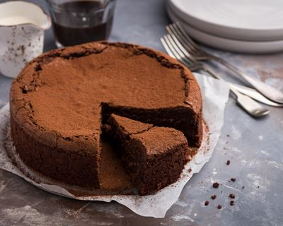 fondant au chocolat sans oeuf