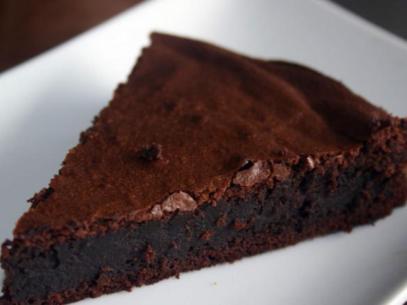 fondant au chocolat thermomix recette