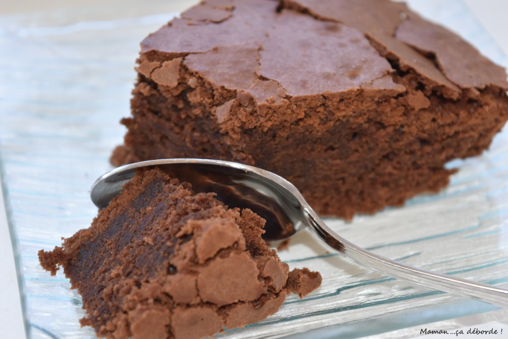 fondant au chocolat tres bon