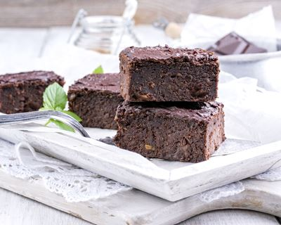 fondant au chocolat vegan avocat