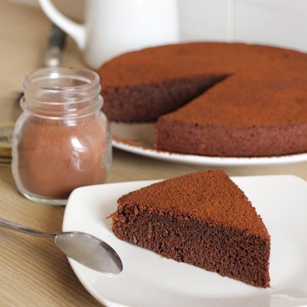 gateau au chocolat 0 de matiere grasse