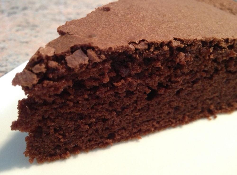 gateau au chocolat 1 personne