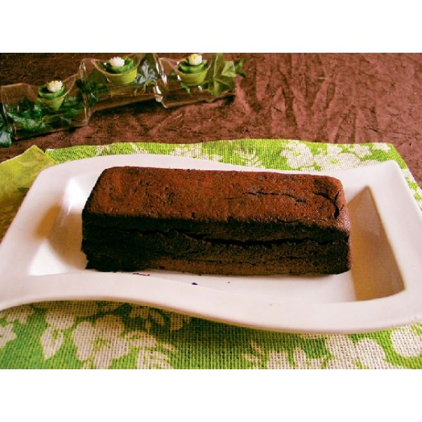 gateau au chocolat 100g fondant