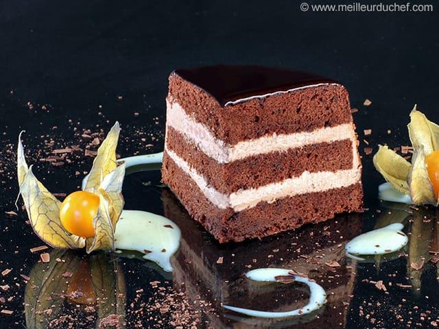 gateau au chocolat 16 personnes