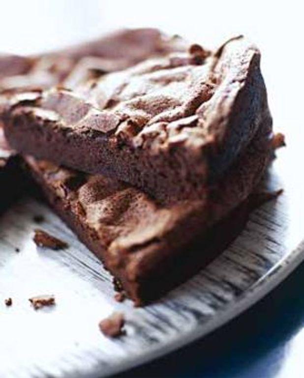 gateau au chocolat 4 pers