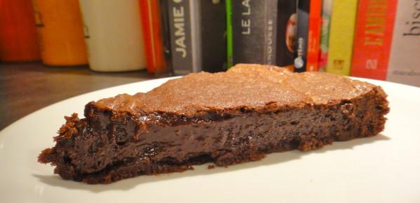 gateau au chocolat 400g de chocolat