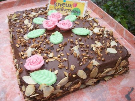 gateau au chocolat 50 personnes