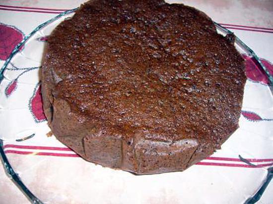 gateau au chocolat 7 minutes au micro onde
