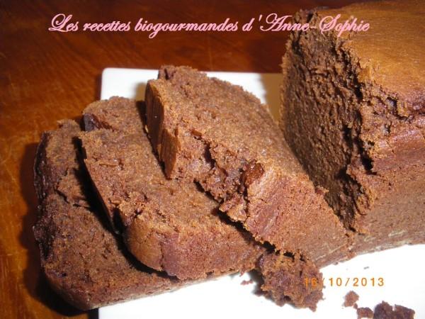 gateau au chocolat a la farine de chataigne