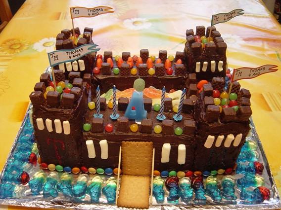 Gateau Au Chocolat Anniversaire Fille 7 Ans Les Desserts Au Chocolat