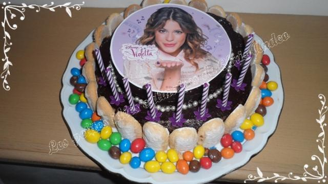 gateau au chocolat anniversaire fille 9 ans