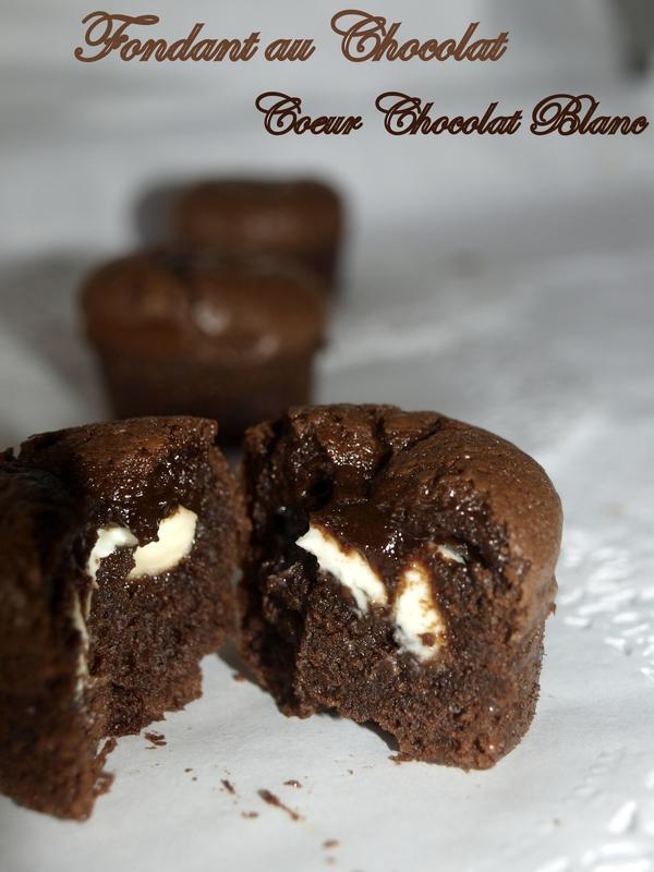 gateau au chocolat blanc et au lait
