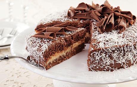 gateau au chocolat bresilien