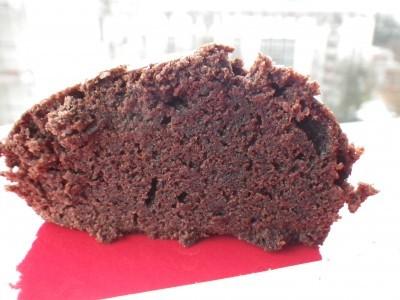 gateau au chocolat c'est moi qui l'ai fait