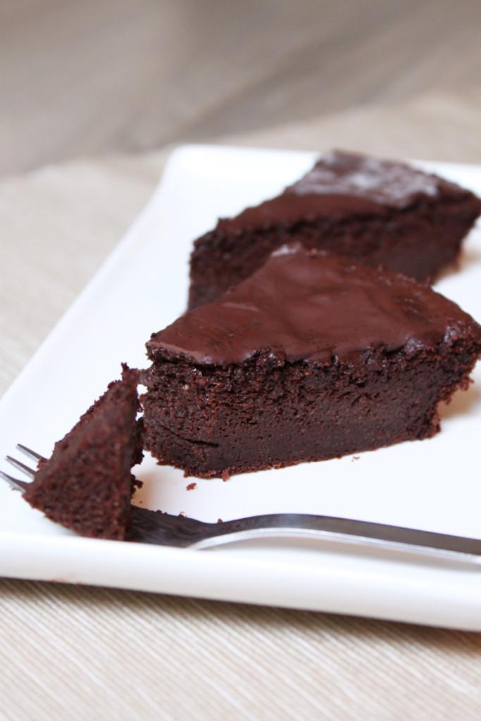 gateau au chocolat de norbert