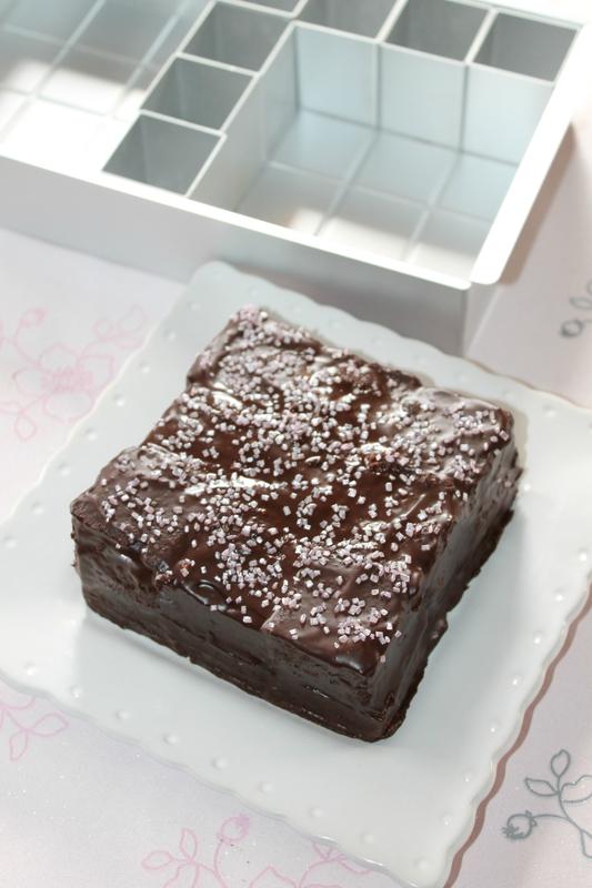 gateau au chocolat en 7 lettres