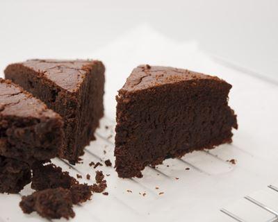 gateau au chocolat eponge