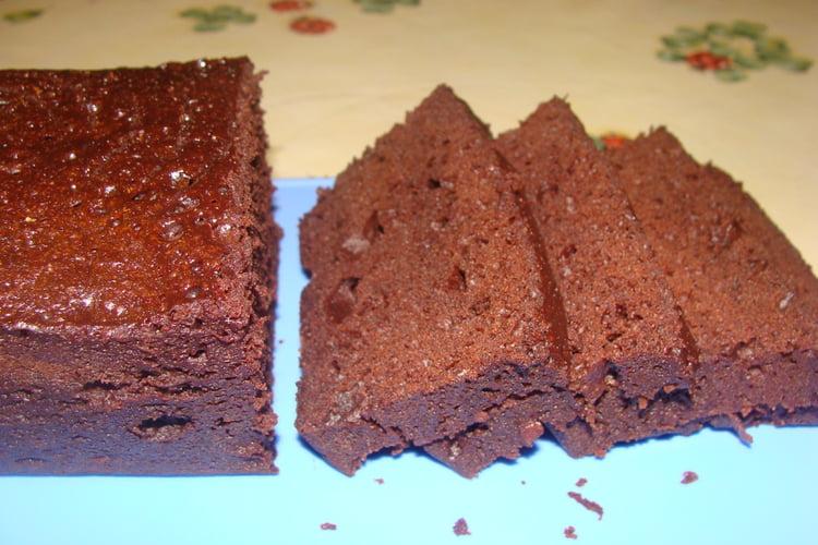 gateau au chocolat facile au micro onde