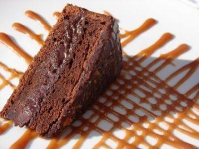 gateau au chocolat fourre