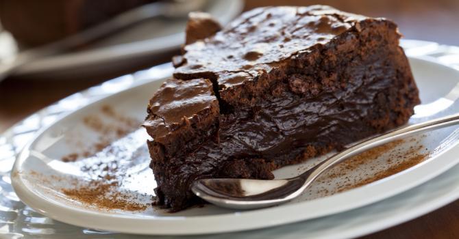 gateau au chocolat hypocalorique