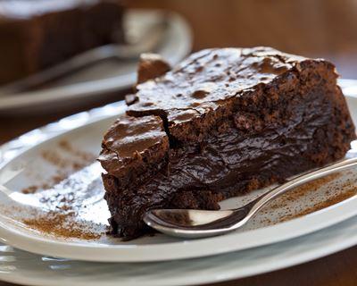 gateau au chocolat je veux du chocolat