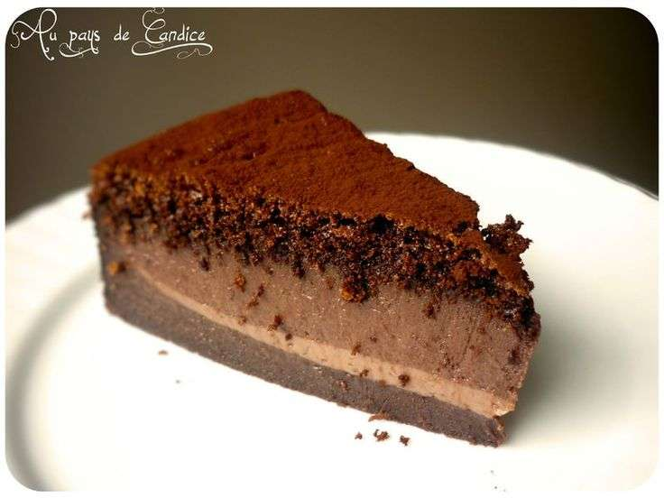 gateau au chocolat kinder bueno marmiton