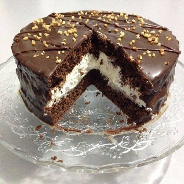 gateau au chocolat kinder xxl