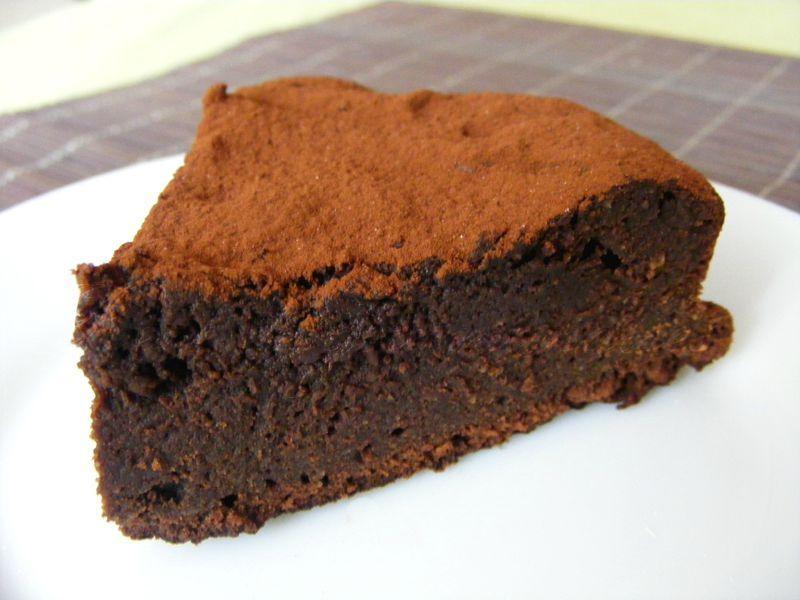 gateau au chocolat levure
