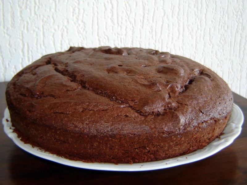 gateau au chocolat maizena