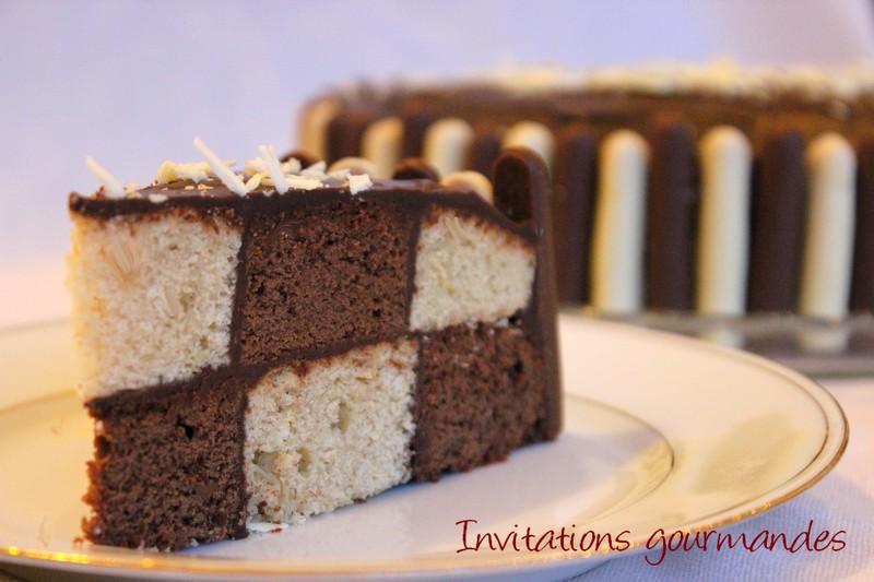 gateau au chocolat noir 90