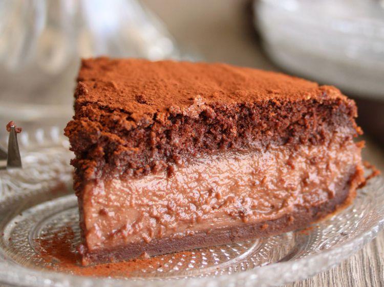 gateau au chocolat nutella