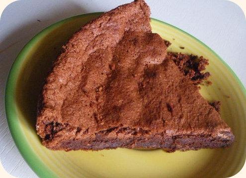 gateau au chocolat poulain