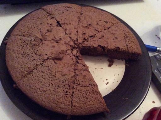 gateau au chocolat pour 20 personnes