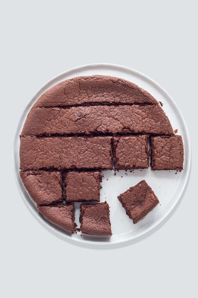 gateau au chocolat pour 6 personnes
